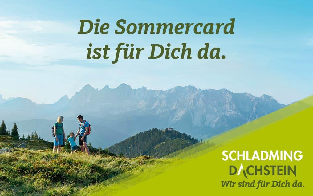 SommerCard Schladming-Dachstein